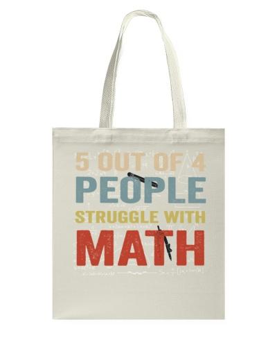 Math 5 People