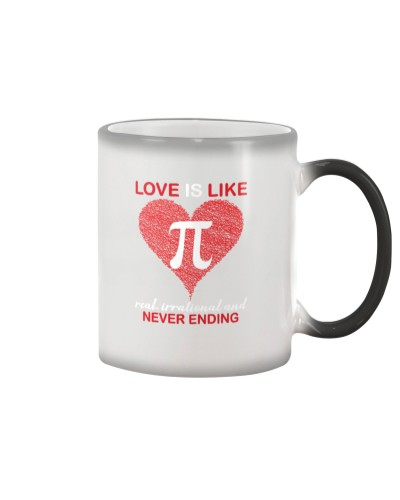 Pi Love Like
