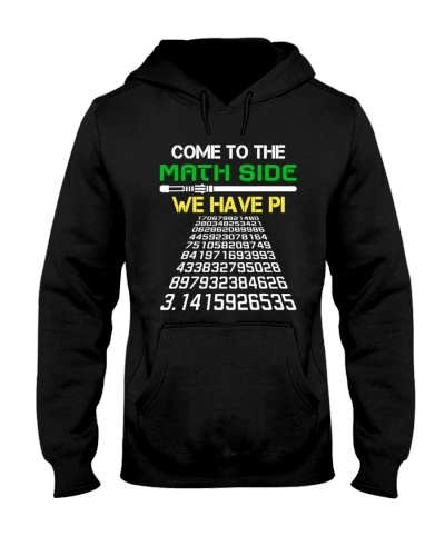 Math Side Have Pi