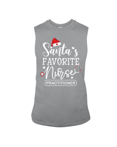 Nurse Practitionner Favorite Santa