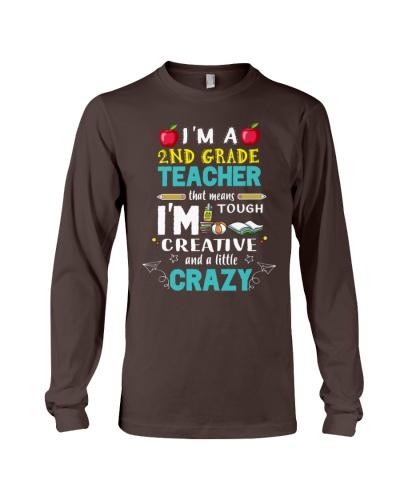 2nd Grade Teacher Crazy