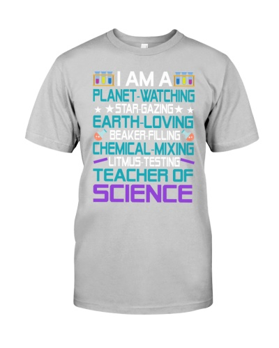 Science Teacher Planet