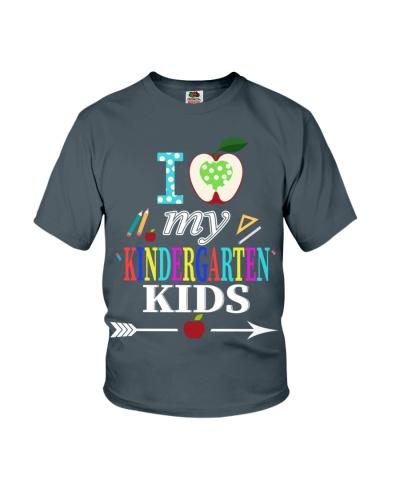 Kindergarten Kids Love My