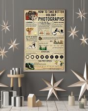 Photographer Take Better Holiday Poster 11x17 Poster lifestyle-holiday-poster-1