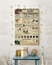 Photographer Take Better Holiday Poster 11x17 Poster lifestyle-holiday-poster-3