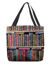 Librarian Bag All-Over Tote tile