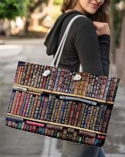 Librarian Bag Weekender Tote aos-weekender-tote-24x13-lifestyle-front-03