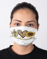 Pace Love Sunshine Mask Cloth face mask aos-face-mask-lifestyle-01