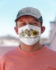 Pace Love Sunshine Mask Cloth face mask aos-face-mask-lifestyle-06