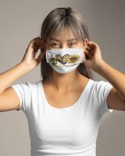 Pace Love Sunshine Mask Cloth face mask aos-face-mask-lifestyle-16
