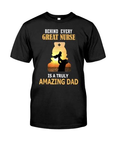 Nurse Behind Dad