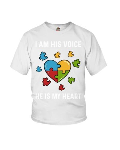 Autism His Voice
