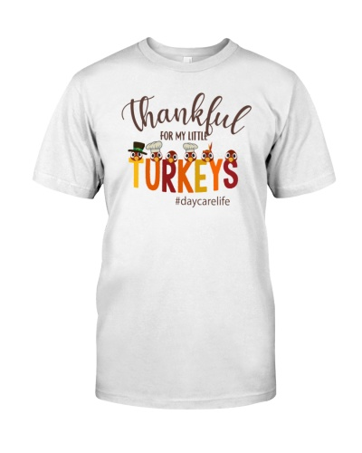 Daycare Thankfull Turkey