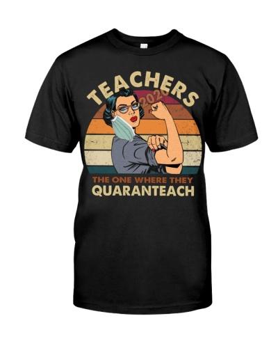 Teacher Quaranteach