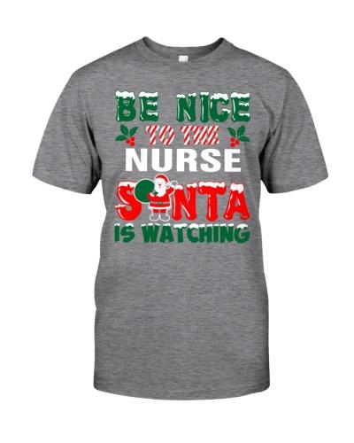 Nurse Santa Watching