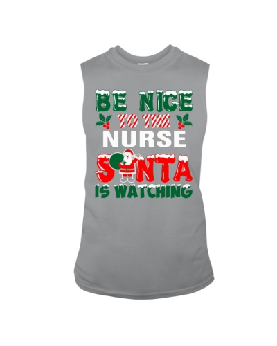 Nurse Santa Watching