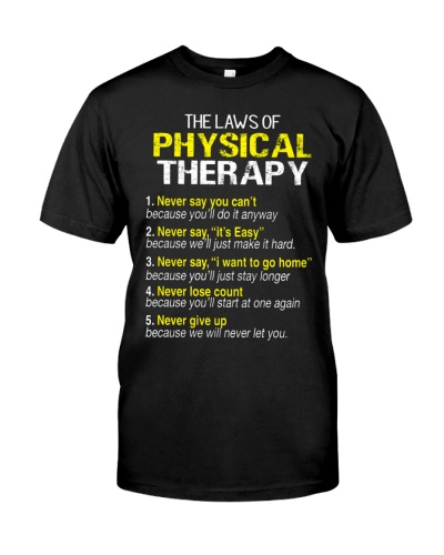 Physical Therapy Law