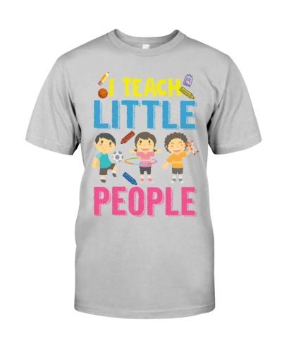 Teacher Little People