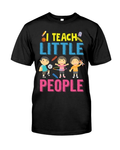 Teacher Little People
