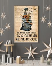 Book Girl Love Poster 11x17 Poster lifestyle-holiday-poster-1