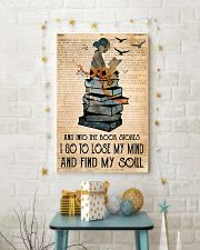 Book Girl Love Poster 11x17 Poster lifestyle-holiday-poster-3