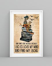 Book Girl Love Poster 11x17 Poster lifestyle-poster-5