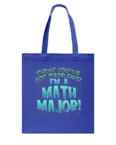 Math Major