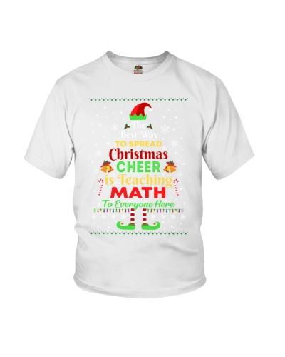 Math Teacher Cheer