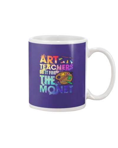 Art Teacher Monet New