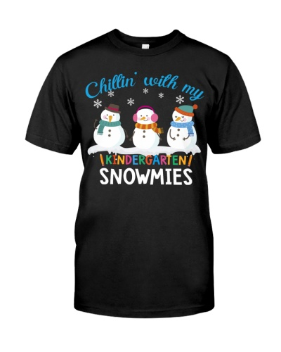 Kindergarten Snowmies