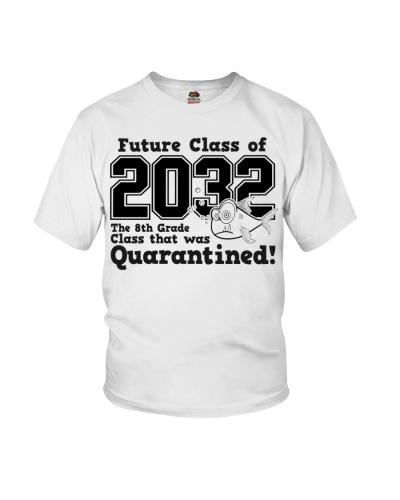 8th Grade Class Quarantiend