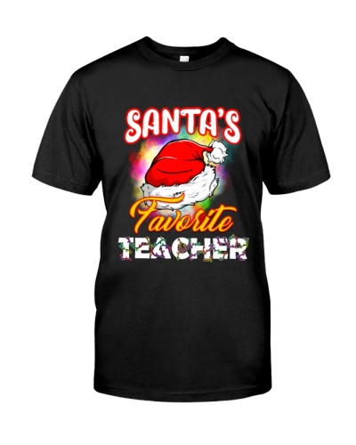 Teacher Favorite Santa
