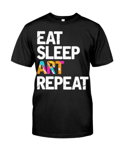 Art Eat Sleep