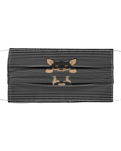 Chihuahua Stripe mask and more