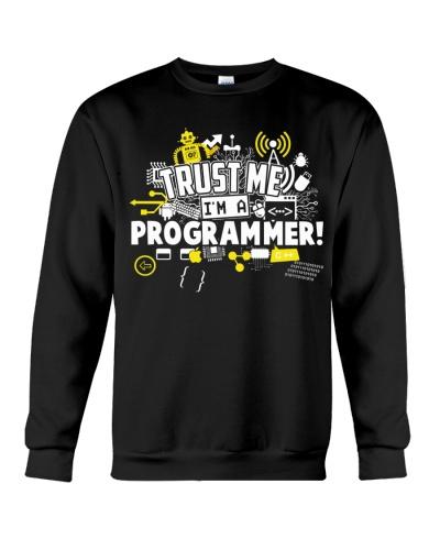Trust me I'm a programmer