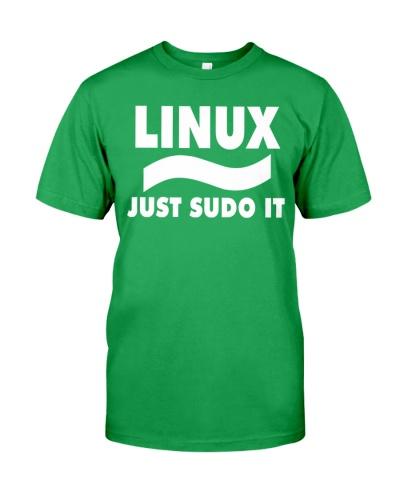 Linux Just Sudo It