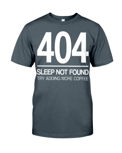 404 Sleep Not Found