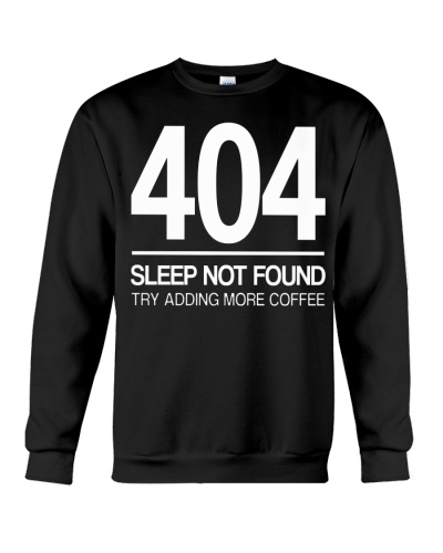 404 Sleep Not Found