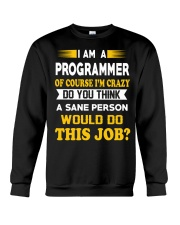 I'm a Programmer Crewneck Sweatshirt thumbnail
