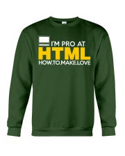 I'm pro at HTML Crewneck Sweatshirt thumbnail