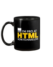 I'm pro at HTML Mug back