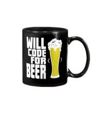 Will code for beer Mug thumbnail