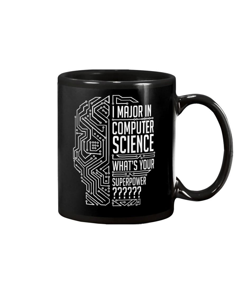 I Major In Computer Science Mug