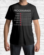 Programmer Time Classic T-Shirt lifestyle-mens-crewneck-front-1