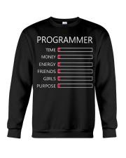 Programmer Time Crewneck Sweatshirt thumbnail