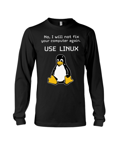 Use Linux