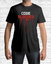 Code Blooded Classic T-Shirt lifestyle-mens-crewneck-front-1