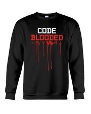 Code Blooded Crewneck Sweatshirt thumbnail