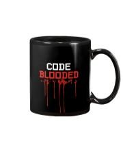 Code Blooded Mug thumbnail