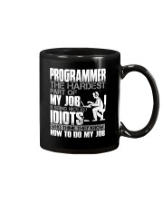 The hardest part of my job Mug thumbnail